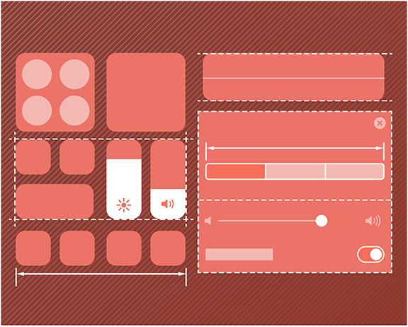 app design and layout